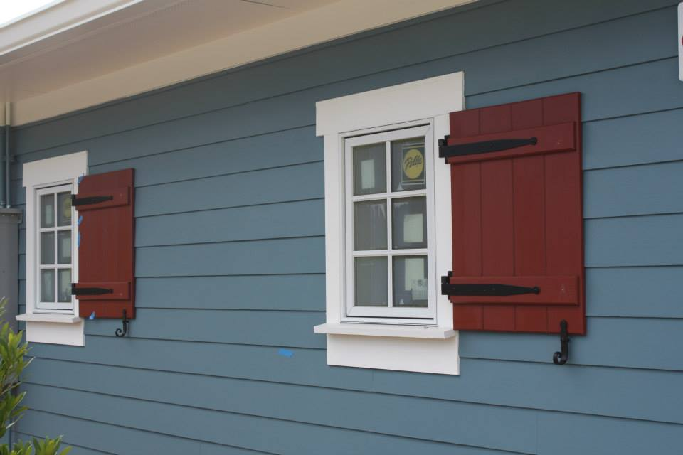 picture of shutters