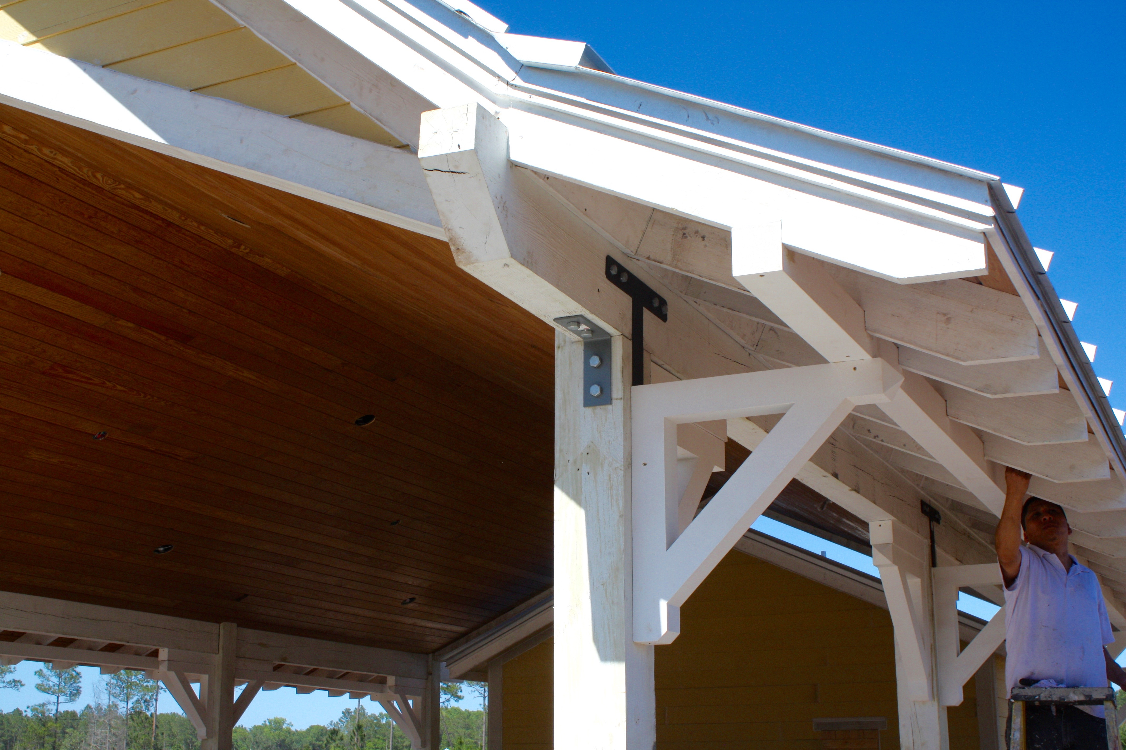 porch details the homes brackets post in of bracket style orleans news new