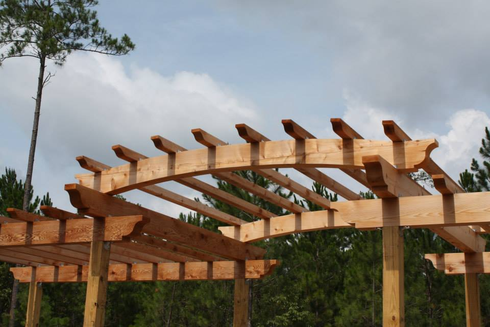 picture of trellises